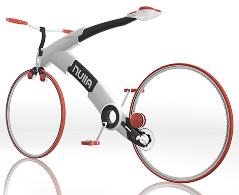 Bikes Without Chains Bike Concept Design